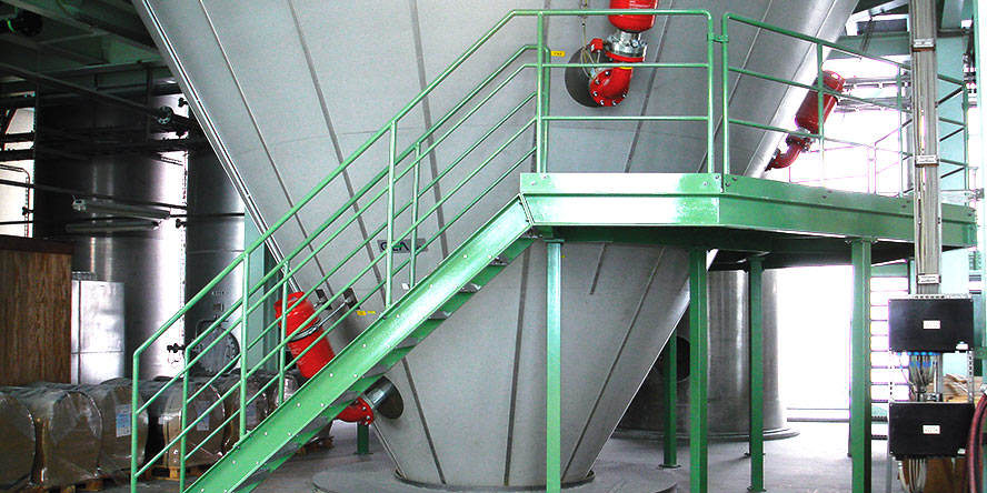 Explosion Protection Document for a leading manufacturer of baby food