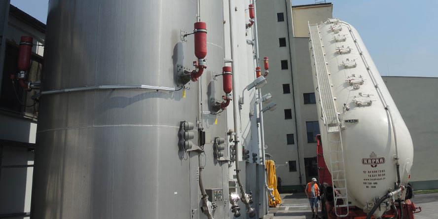 Ocena ryzyka wybuchu dla etapu projektowego instalacji – na przykładzie firmy Lajkonik Snacks Sp. z o.o.
